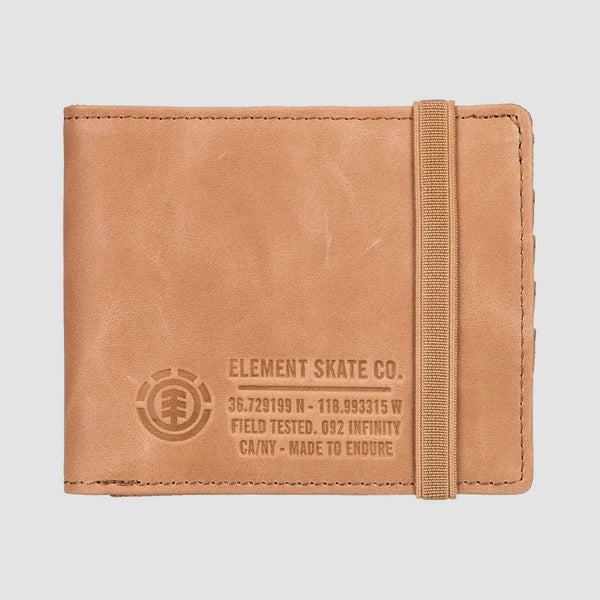 Element Endure L II Wallet Natural