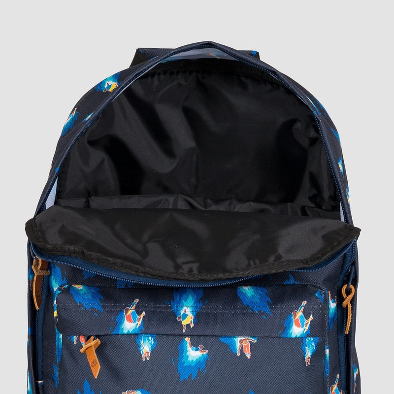 Element Hoffman Beyond Backpack Neon Blue - Accessories