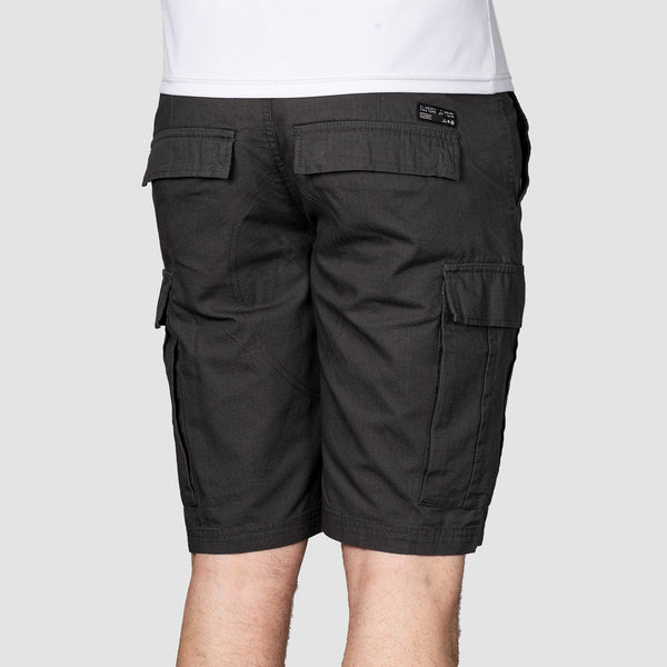 Element Legion Cargo II Shorts Asphalt