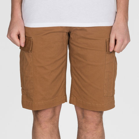 Element Legion Cargo Walkshorts Bronco Brown