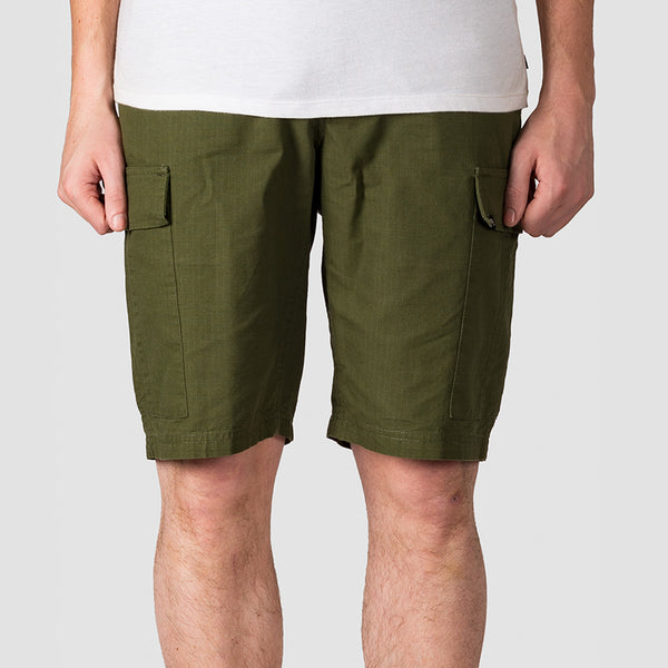 Element Legion II Cargo Walkshorts Army