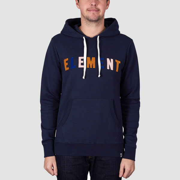 Element Liner Pullover Hood Eclipse Navy - Clothing