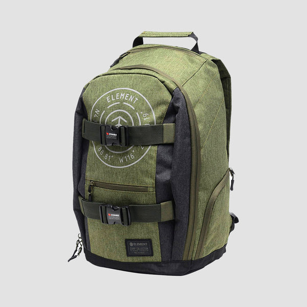 Element Mohave 30L Backpack Forest Heather