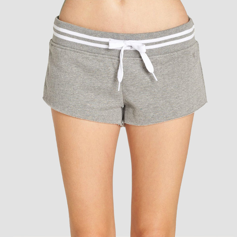Element Notice Shorts Grey Heather - Womens