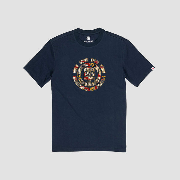 Element Origins Icon Tee Eclipse Navy - Kids