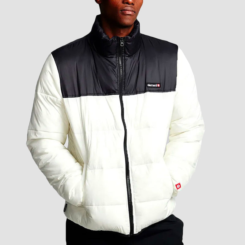 Element Primo Arctic Jacket Off White