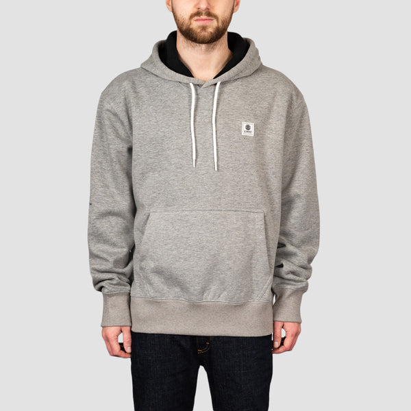 Element Rain Cornell Pullover Hood Grey Heather