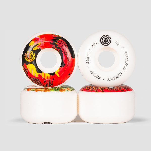 Element Reptilicus Wheels 52mm - Skateboard