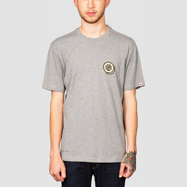Element Rickat Tee Grey Heather