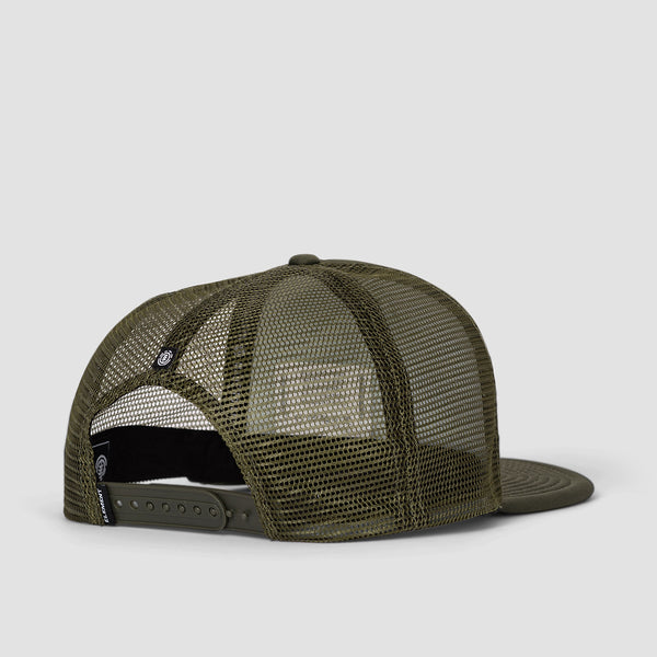 Element Rift II Trucker Cap Olive Drab