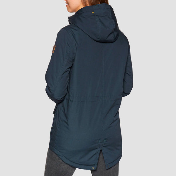 Element Roghan Parka Jacket Eclipse Navy - Womens