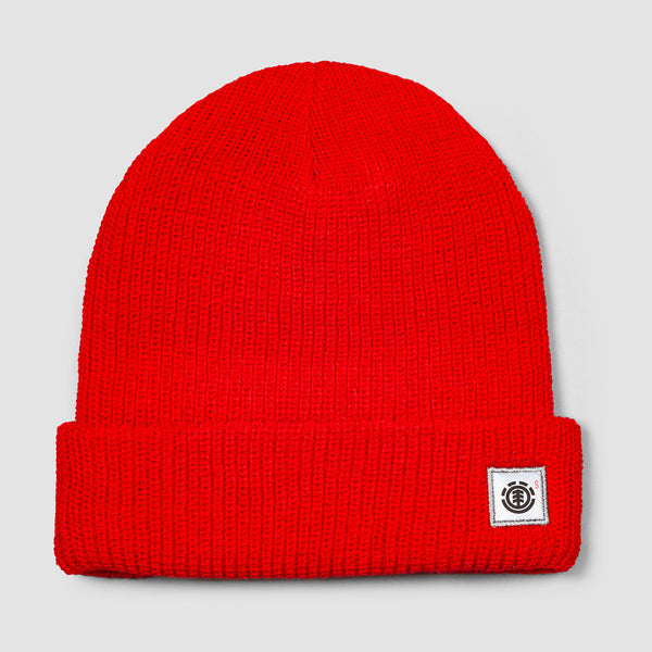 Element S Line Skully Beanie Element Red