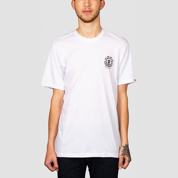 Element Scourge Tee Optic White