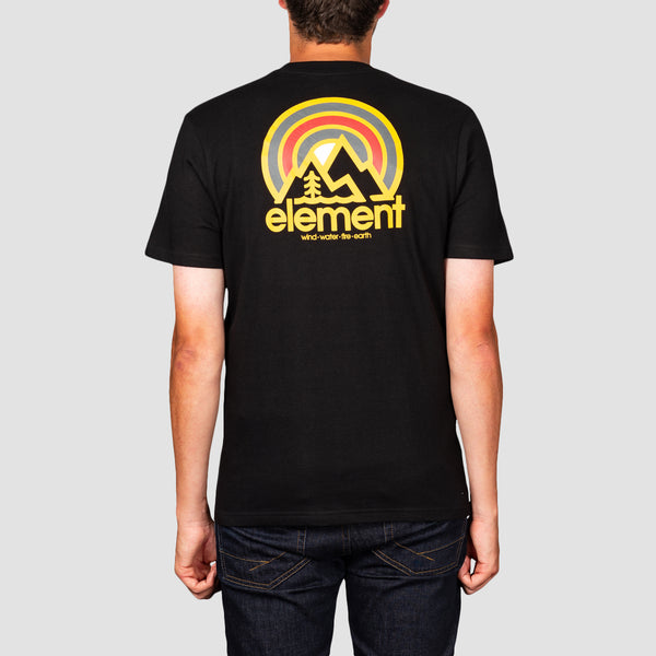 Element Sonata Tee Flint Black