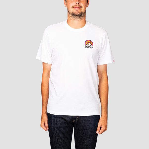 Element Sonata Tee Optic White