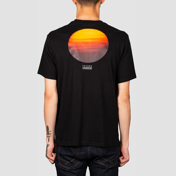 Element Sun Tee Flint Black