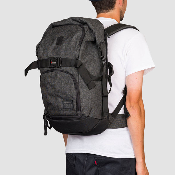 Element The Weekender 45L Backpack Black Grid Heather