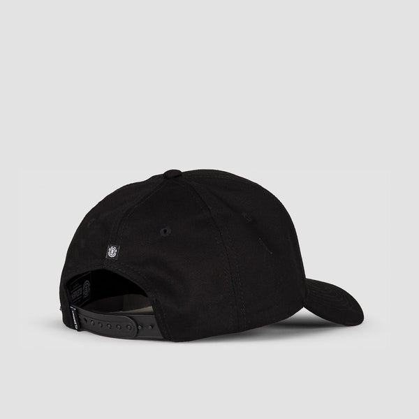 Element Tree Logo Cap Flint Black - Kids - Accessories
