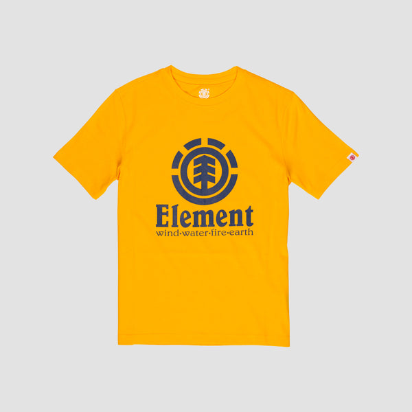 Element Vertical Tee Gold - Kids