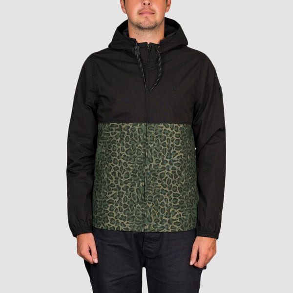 Element Wolfeboro Alder Light 2Tones Jacket Leopard Camo