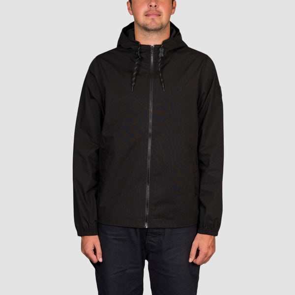 Element Wolfeboro Alder Light Jacket Flint Black