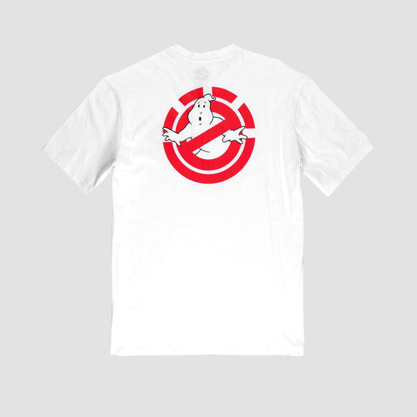 Element X Ghostbusters Banshee Tee Optic White