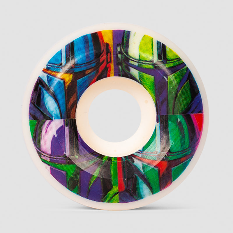 Element X Mandalorian Mando Card Wheels 52mm