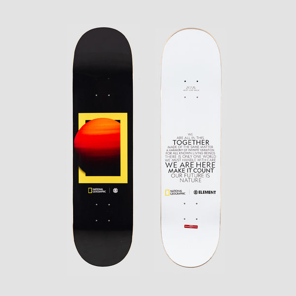 Element X National Geographic Sun Deck - 8.1""