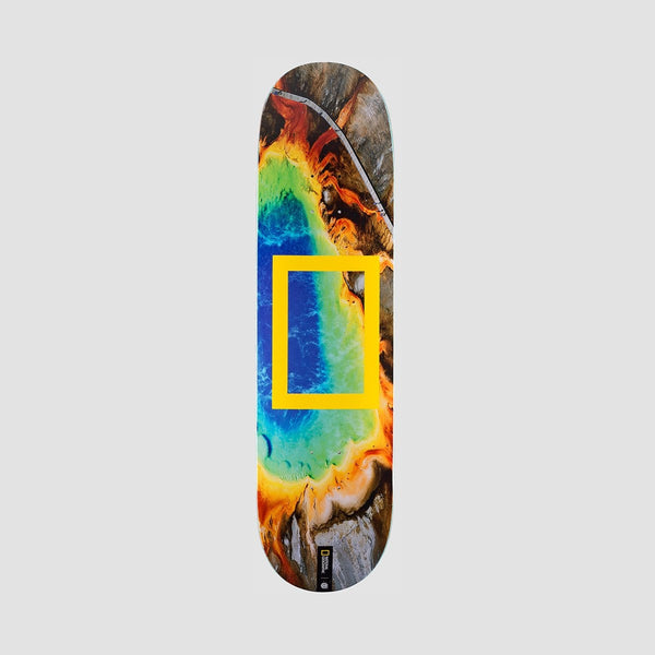 Element X National Geographic Prismatic Deck - 8.25 - Skateboard