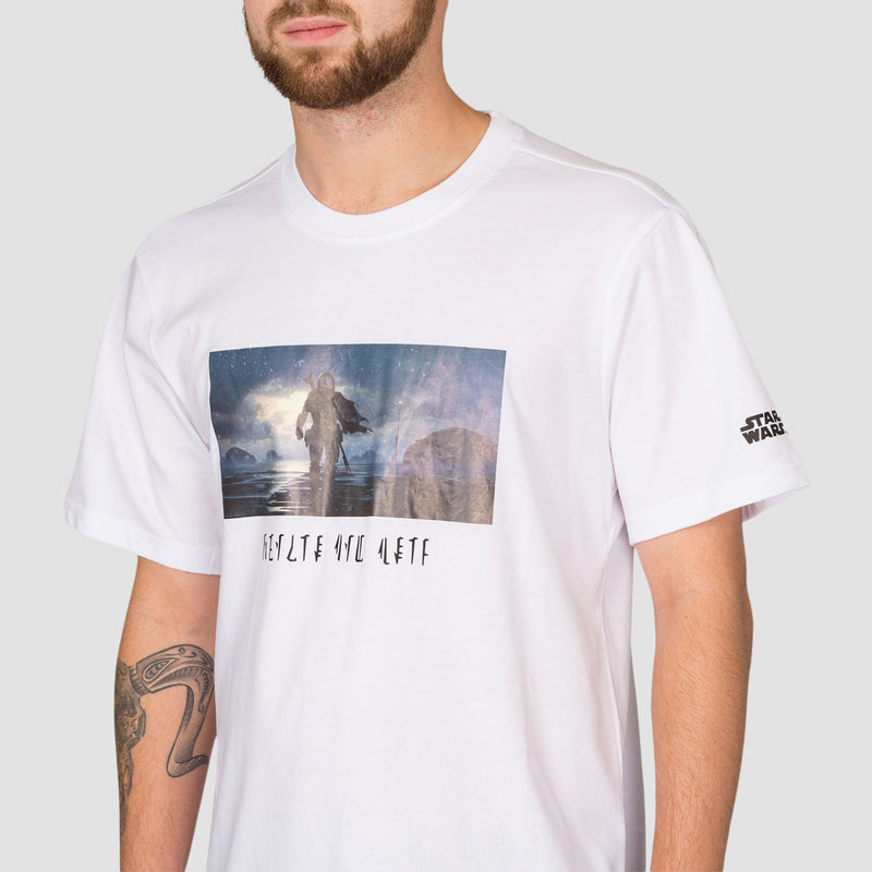 Element X Star Wars Rain Tee Optic White