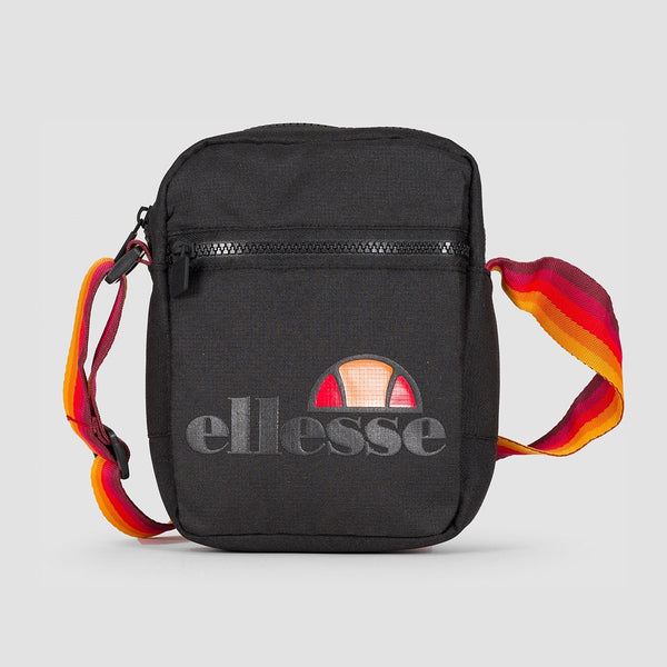 ellesse Asolo Cross Body Bag Black - Unisex - Accessories