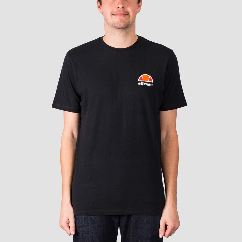 ellesse Canaletto Tee Anthracite - Clothing