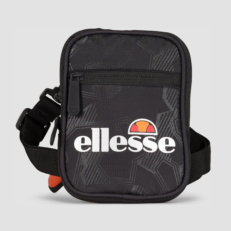 ellesse Gaetta Small Item Bag Black - Unisex - Accessories