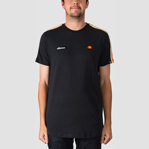 ellesse Iseo Tee Black - Clothing
