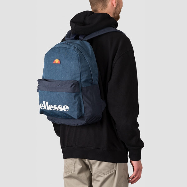 ellesse Regent Backpack Navy - Unisex - Accessories