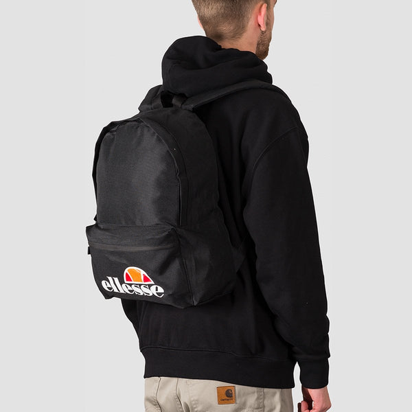 ellesse Rolby Backpack Black - Unisex - Accessories
