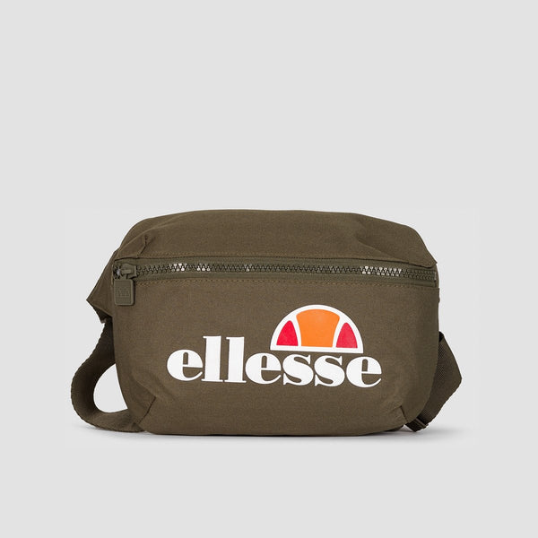 ellesse Rosca Cross Body Bag Khaki - Unisex - Accessories