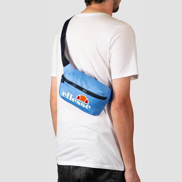 ellesse Rosca Cross Body Bag Light Blue - Unisex