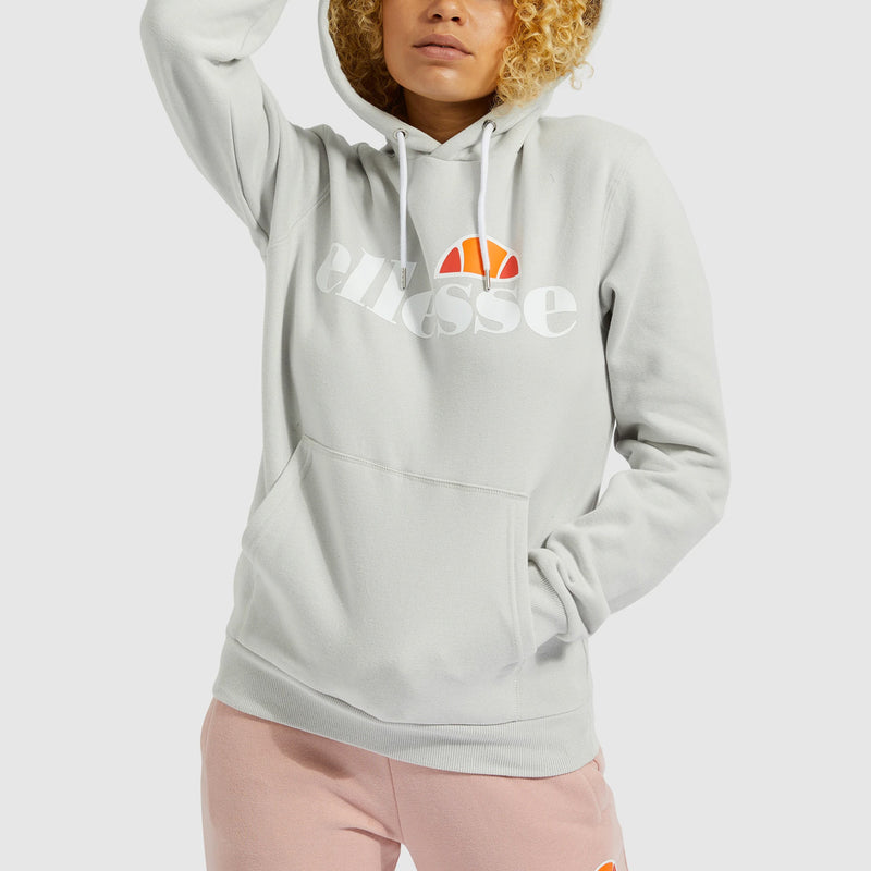 ellesse Torices Pullover Hood Light Grey - Womens