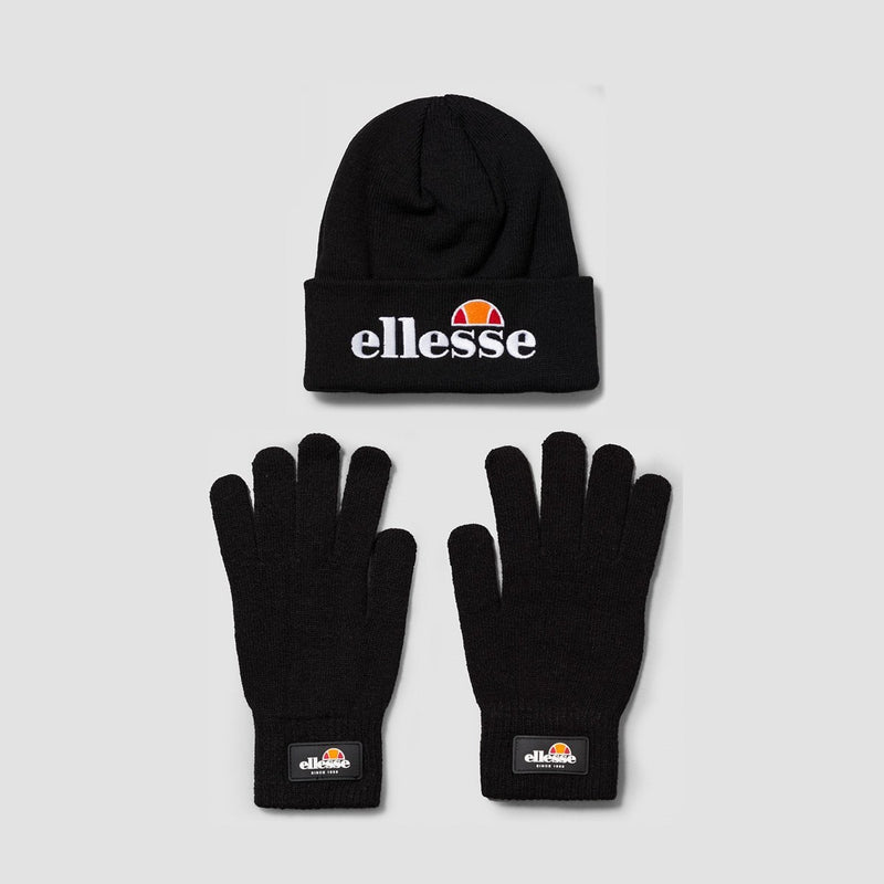 ellesse Velly & Bubb Gift Pack Black - Unisex - Accessories