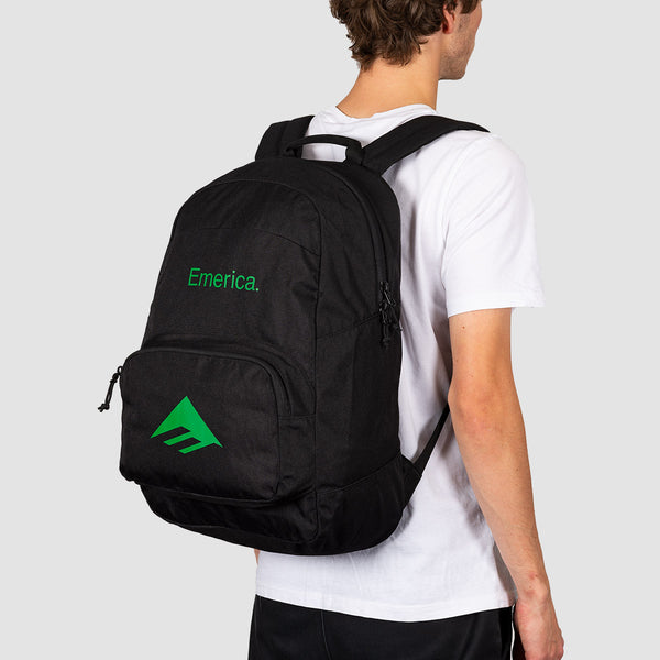 Emerica Backpack Black