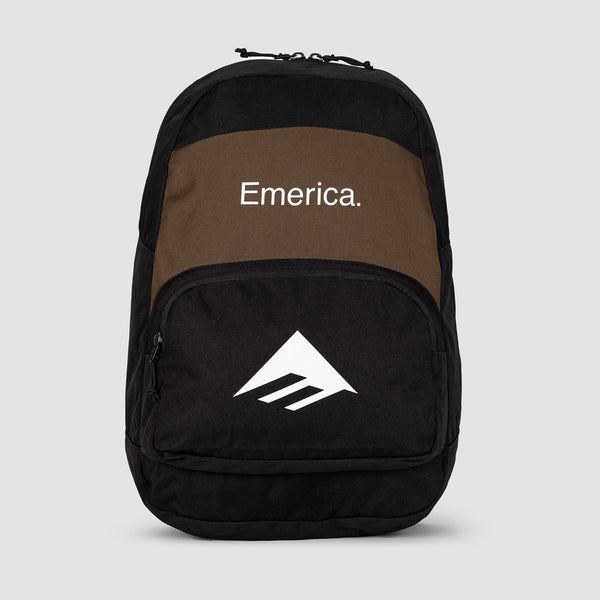 Emerica Backpack Black/Green
