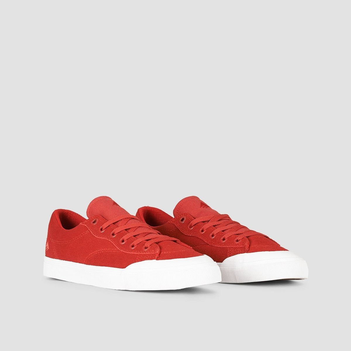 Emerica Indicator Low Red/White - Footwear