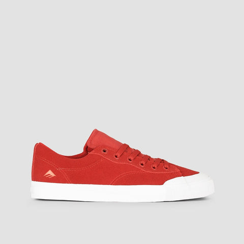 Emerica Indicator Low Red/White