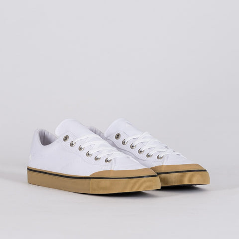 Emerica Indicator Low White/Gum - Footwear