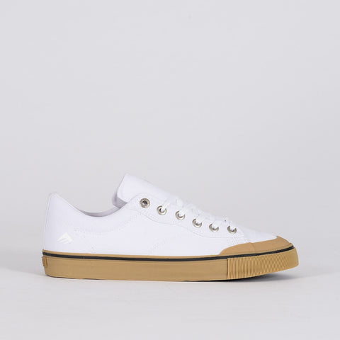 Emerica Indicator Low White/Gum