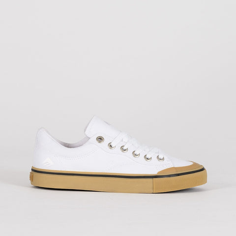 Emerica Indicator Low White/Gum - Kids