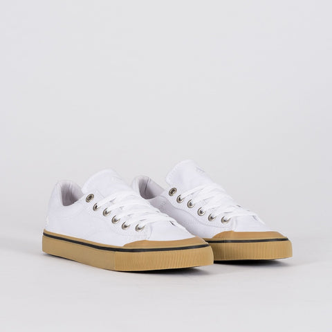 Emerica Indicator Low White/Gum - Kids - Footwear