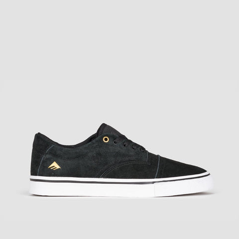 Emerica Provider Black/White/Gold
