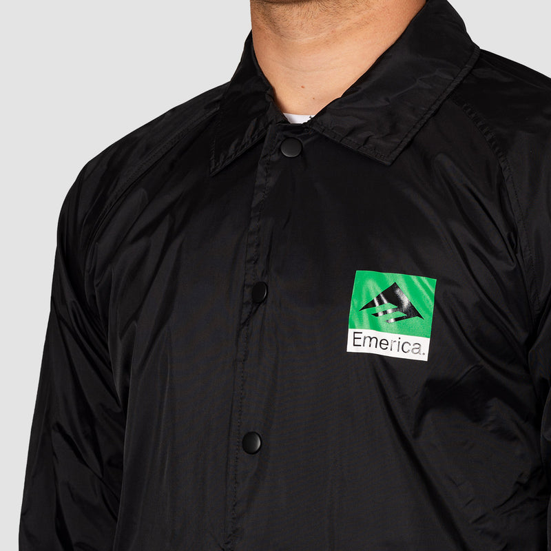 Emerica Pure Combo Jacket Black